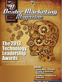 Mark Dubis- Dealer Marketing Magazine