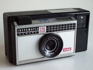 Kodak Instamatic- circa 1965